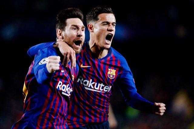 Resultado Barcelona vs Manchester United – Cuartos  de Final –  Champions League
