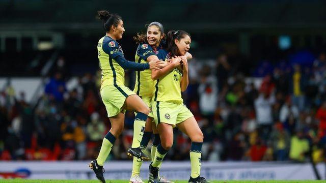 Resultado América vs Pumas – Jornada 8 – Apertura 2021-  Liga MX Femenil