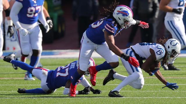Resultado Potros de Indianápolis vs Bills de Búfalo – Ronda de Comodines – NFL 2020