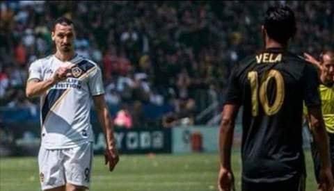 LAFC de Vela eliminan al Galaxy de Ibrahimovic