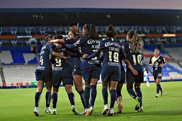 Resultado América vs Pachuca – Semifinal 2018- Liga MX Femenil