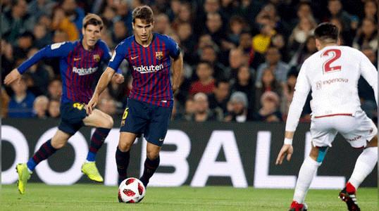 Resultado Barcelona vs Cultural Leonesa – Copa del Rey