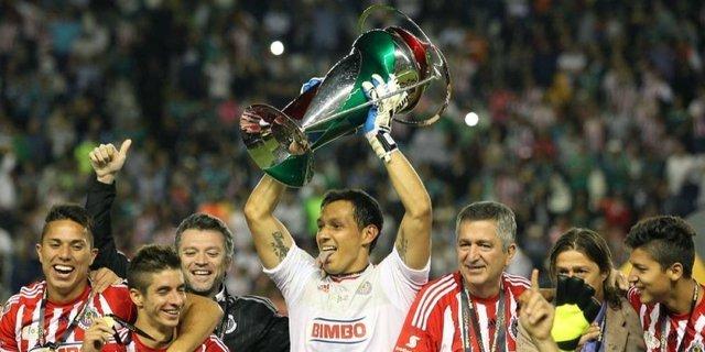 Rodolfo Cota quiere jugar el Mundial de Clubes