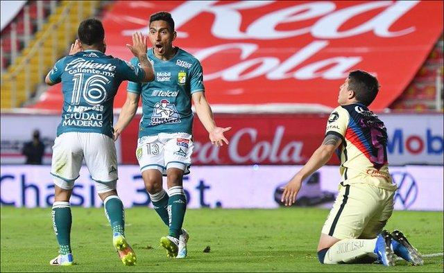 Resultado León vs América -J14- Guardianes 2020