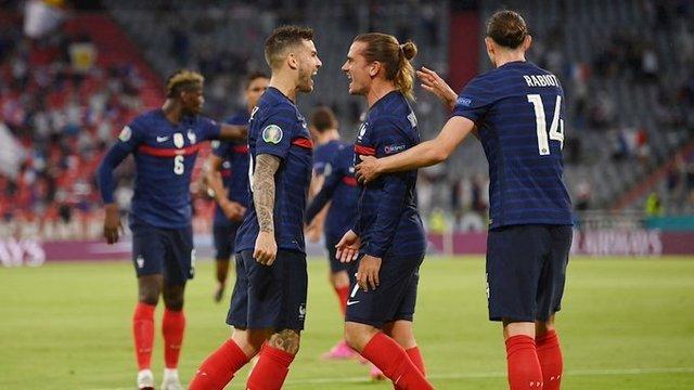 Resultado Francia vs Alemania -Fase de Grupos- Eurocopa 2021