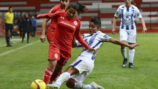 Resultado Pachuca vs Toluca – J9 Apertura 2018- Liga MX Femenil