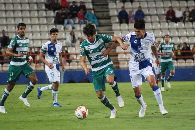 Resultado Pachuca vs Santos en J2 de Copa MX – Apertura 2018