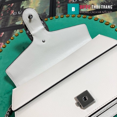 Túi Xách Gucci Dionysus Small Size 28 cm màu trắng đẹp