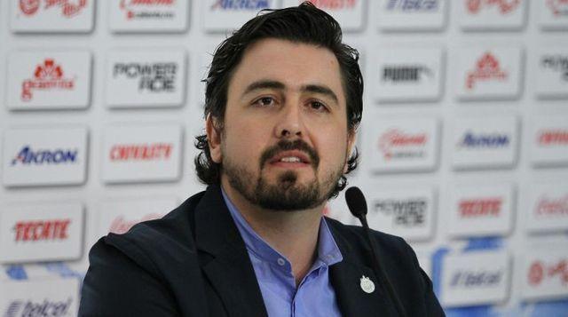 Amaury Vergara asegura que Chivas sera campeón bajo su gestion