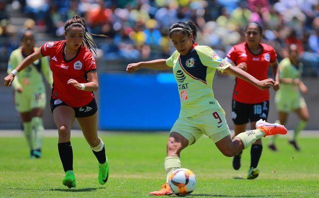 Resultado América vs Lobos BUAP – J18- Clausura 2019- Liga MX Femenil