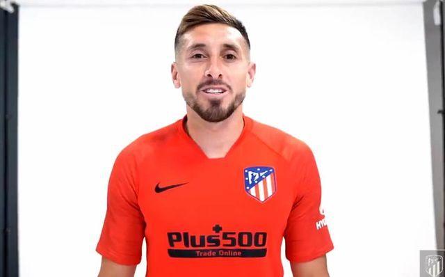 Héctor Herrera envía mensaje a Oribe Peralta