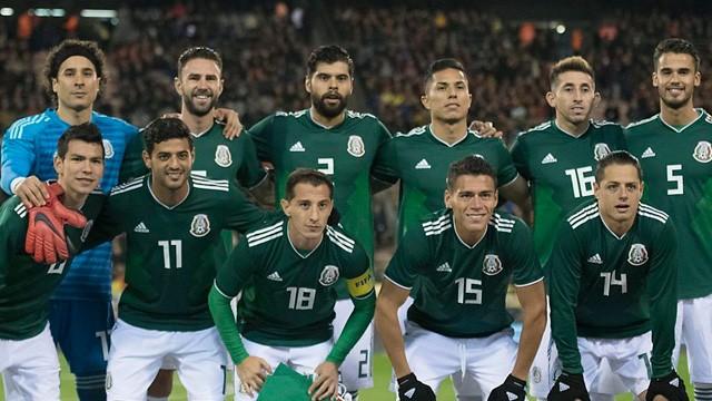 Pre Lista de Convocados de Osorio a la Selección Mexicana para el Mundial de Rusia 2018