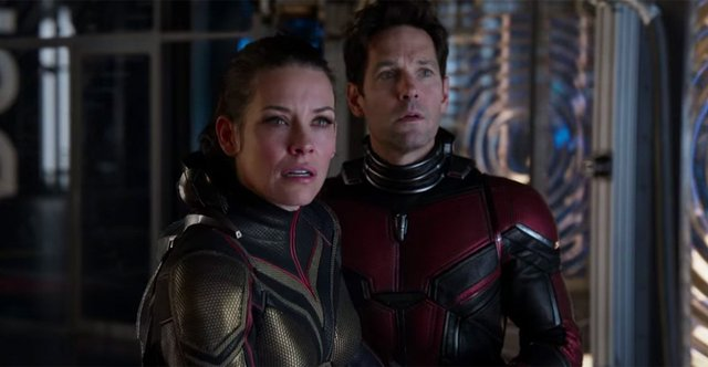 Segundo trailer de 'Ant-Man y The Wasp'