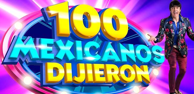 100 Mexicanos Dijieron en Vivo – Domingo 18 de Agosto del 2019