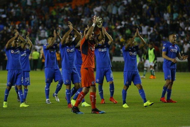 Resultado Leon vs Cruz Azul -J5 – Copa MX – Clausura 2019