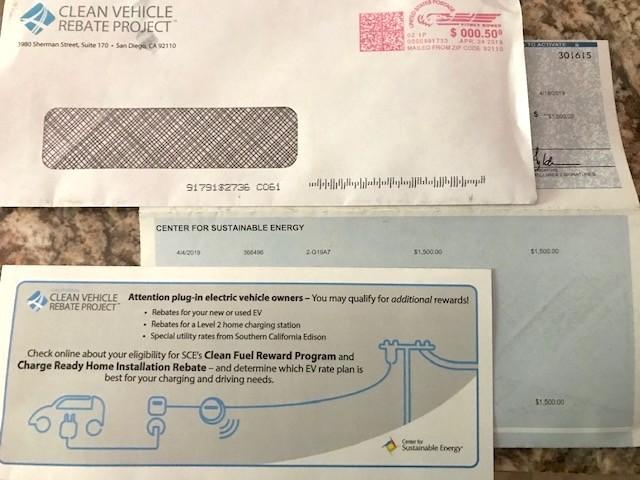 California Ev Rebate >> California Ev Rebate Waiting List Inside Evs Forum