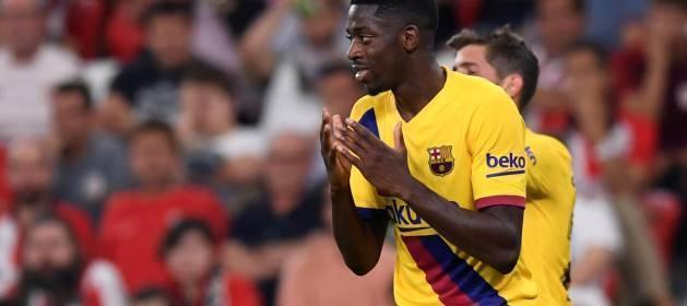 Días de baja que ha estado Dembélé desde que fichó por el Barcelona