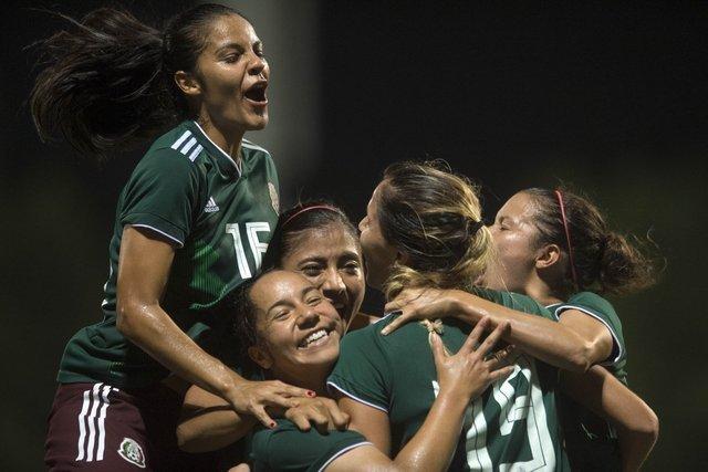 Resultado México vs Costa Rica – Futbol Femenil – Juegos Centroamericanos 2018