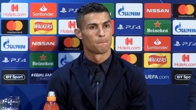 Cristiano Ronaldo  responde a Isco
