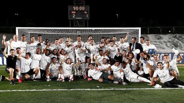 Resultado Real Madrid vs Villarreal – J37 – La Liga