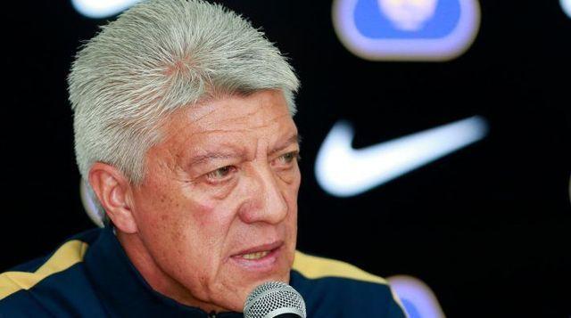Jesús Ramírez aclara varias cuestiones de Pumas