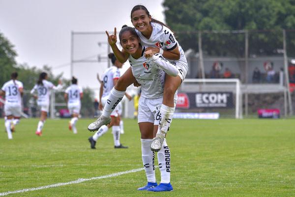 Resultado Atlas vs Querétaro – Jornada 2 – Apertura 2021-  Liga MX Femenil