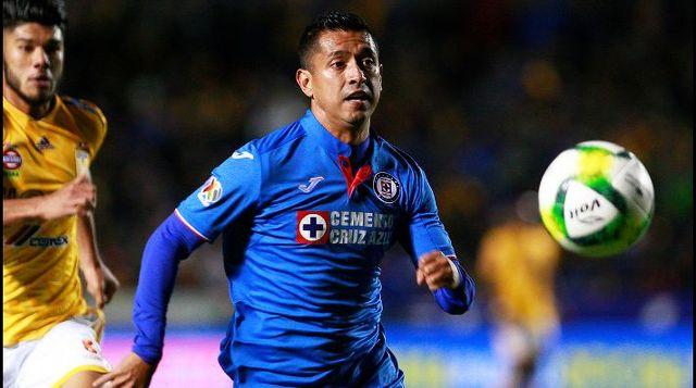 Elías Hernández el goleador de Cruz Azul ante Tigres
