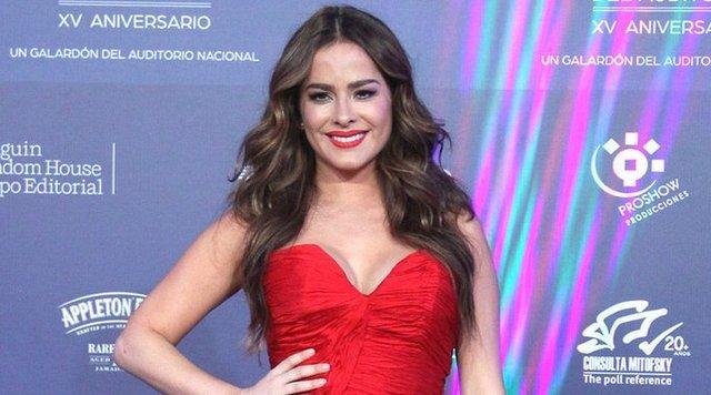 Danna García vuelve a dar positivo al COVID-19