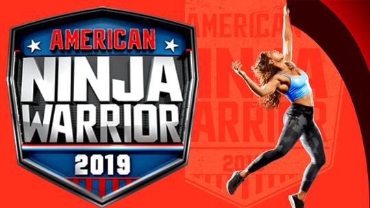 American Ninja Warrior en Vivo – Lunes 17 de Junio del 2019