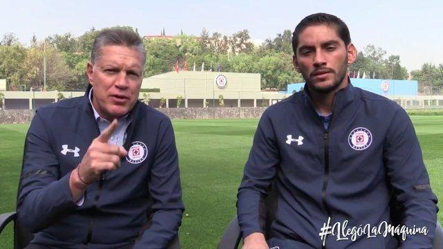 Peláez y Corona piden apoyo de la afición