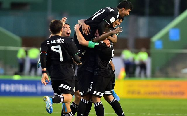 Resultado México vs Holanda – Mundial Sub17 – Brasil 2019