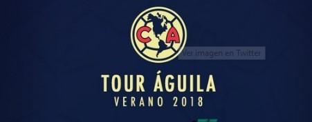 Partidos de Pretemporada del Apertura 2018 del América