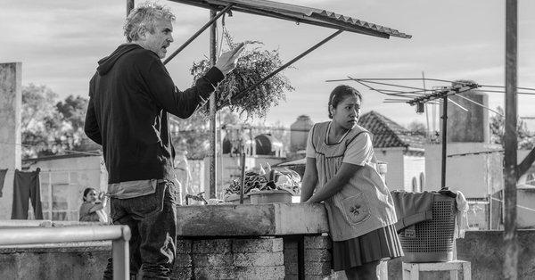 """""""Roma"""", de Alfonso Cuarón, participará para el Oscar y el Goya"""