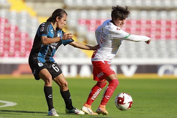 Resultado Querétaro vs Necaxa – J7- Liga MX Femenil