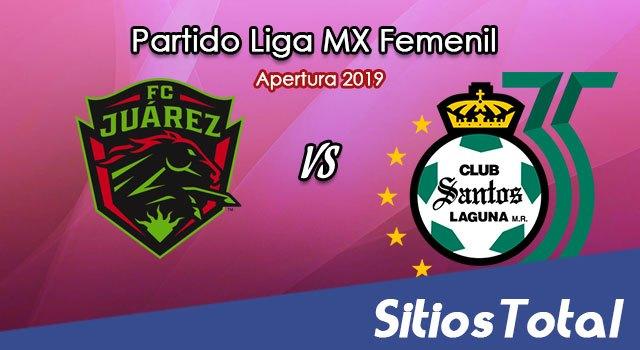 Ver FC Juarez vs Santos en Vivo – Liga MX Femenil – Apertura 2019 – Viernes 19 de Julio del 2019
