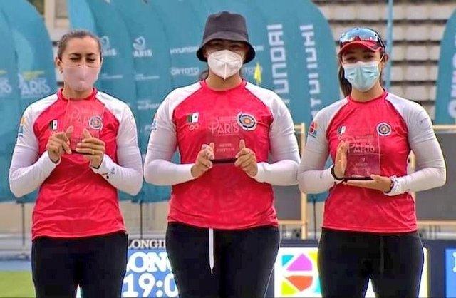 México cae ante Alemania en los Cuartos de Final de tiro con arco femenil