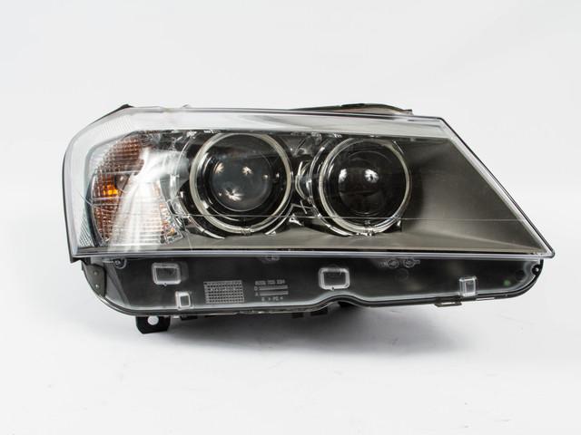Right-Hand Drive BMW Right Headlight 7217298
