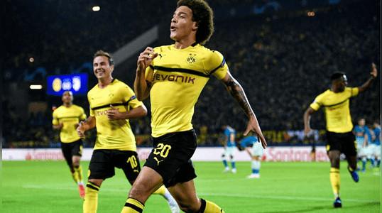 Resultado del Borussia Dortmund vs Atlético Madrid – Fase Grupos – Champions League