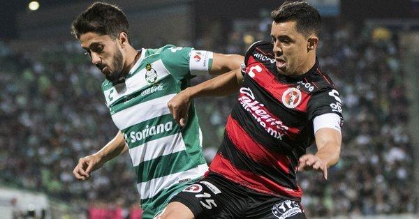 Resultado Santos vs Xolos Tijuana J6 de Clausura 2019