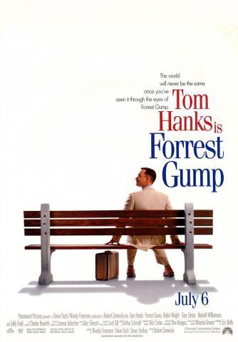 Ver pelicula Forrest Gump en Vivo – Domingo 19 de Agosto del 2018