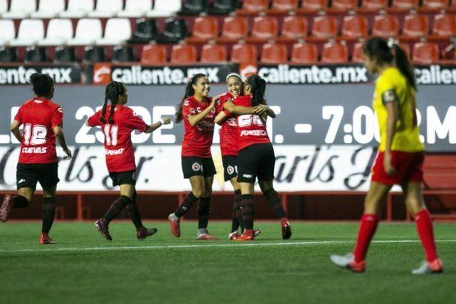Resultado Atlas vs Toluca – J11 – Apertura 2019 – Liga MX Femenil