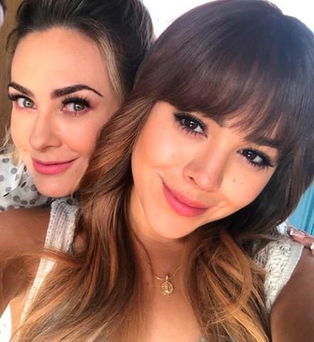 Danna Paola y Aracely Arámbula hacen interesantes revelaciones
