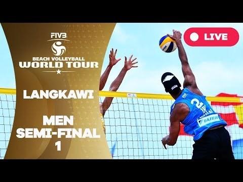 Semifinales Langkawi – FIVB Beach Volleyball World Tour 2018 en Vivo – Sábado 28 de Abril del 2018