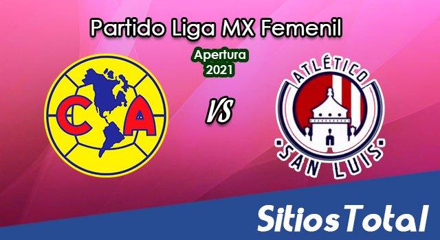 América vs Atlético San Luis en Vivo – Transmisión por TV, Fecha, Horario, MxM, Resultado – J6 de Apertura 2021 de la Liga MX Femenil