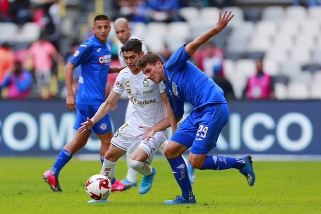 Resultado Cruz Azul vs Santos – J3- Clausura 2020