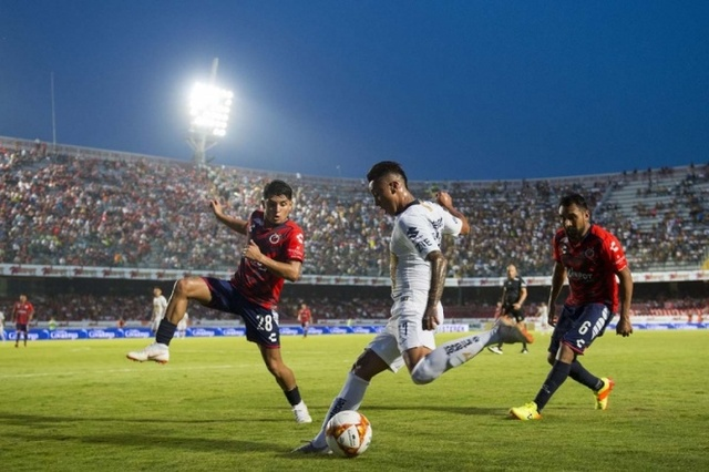 Porras de Veracruz y Pumas se enfrentaron previo al partido