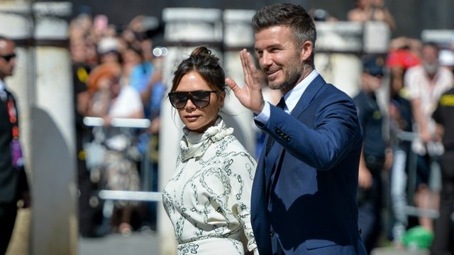 David y Victoria Beckham se separan