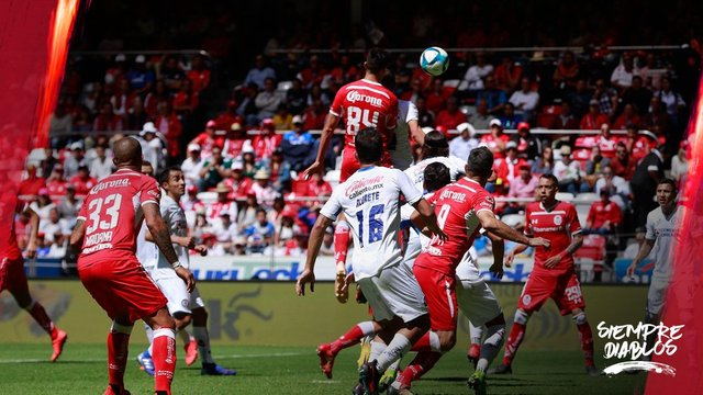 Resultado Toluca vs Cruz Azul J6 de Clausura 2019