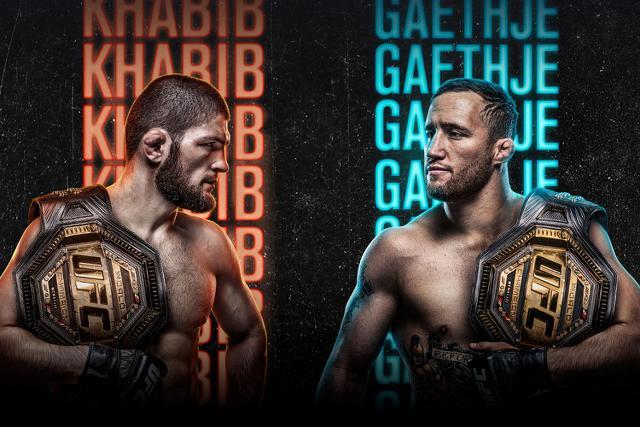UFC 254: Khabib vs.Gaethje en Vivo – Sábado 24 de Octubre del 2020