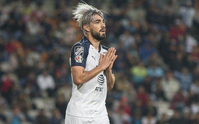 Rodolfo Pizarro no es considerado por Rayados del Monterrey